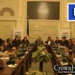 Video: Europe's Last Blood Libel Marked in Kiev