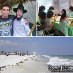 Florida's Emerald Coast Welcomes New Rabbi