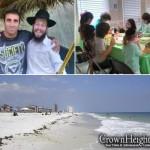 Florida's Emerald Coast Welcomes New Rabbi