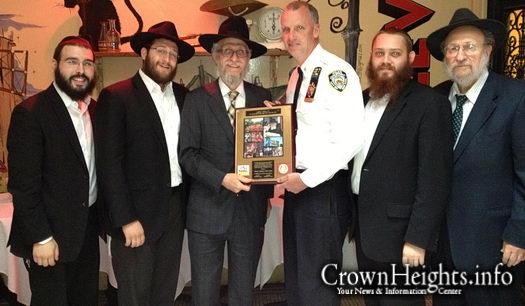 inspector lewis award