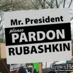 Hundreds of Ready-Made 'Free Rubashkin' Signs Available for Pick Up