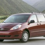 Toyota Sienna Recall Affects Nearly 700,000 Minivans