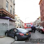 Young Girl Struck and Injured by Out-of-Control Car