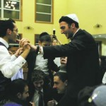 Students Experience Jewish Wedding.. Sans Marriage