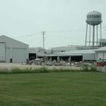 Fire Damages Postville Kosher Meat Processing Plant