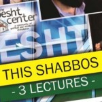Shabbos at the Besht: Three Guest Lecturers