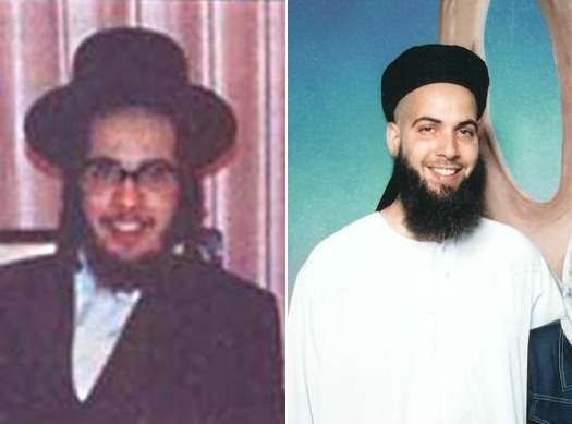 Joseph Cohen converted to Islam and adopted the name Mohamid Al-Khattab.