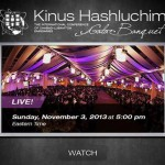 Live Broadcast of the Kinus Gala Banquet – Ended