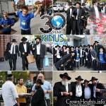 Photos: Erev Shabbos on Kingston Avenue