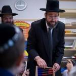 Chief Rabbi Remembers Kristallnacht in Berlin