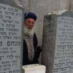 Picture of the Day: Rishon Letzion at the Ohel
