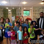 First Jewish After-School in Canberra Completes Term
