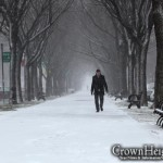 NYC Expecting Snow, Sleet and Freezing Rain