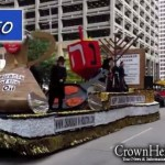 Video: Rabbis Dance on Thanksgiving Parade Float