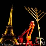 Chabad in France Resists Government Demands to Cancel Public Chanukah Celebrations