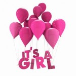 Mazal Tov! It's a Girl!