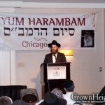Thousands to Conclude Rambam's Code, Begin Again