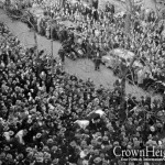From Days Gone By: Previous Rebbe's Funeral in the News