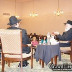 Rebbe's Personal Secretary Interviewed in L.A.