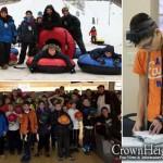 Winter Camp Rejuvenates, Inspires Jewish Children