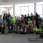 Children Enjoy Winter Fun with Chabad Camp