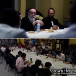 Inspirational Month of Shvat for JETS Students