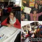 Chabad School Celebrates Students' Achievements