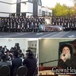Shluchim Mark 50 Years of Chabad in California