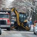Water Main Break Forces Montreal Lubavitchers Out of Homes