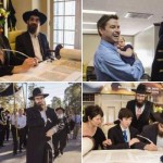Chabad of The Woodlands Celebrates New Torah