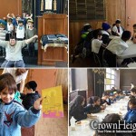 Over 40 Children Attend Released Time Winter Camp