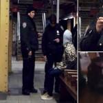 Man Arrested for Filming Cops at Utica Ave. Station