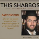 Shabbos at the Besht: Baby Einstein