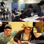 Rabbi O's Yeshiva Shares Purim Joy with Community