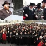 Rabbis Commemorate Holocaust in Hungary