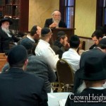 Rabbi Osdoba Gives Shiur on Mechiras Chometz