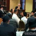 Rabbi Osdoba Gives Shiur on Mechiras Chometz