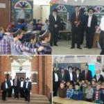 Education Minister Praises Chabad Schools