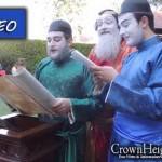 Purim Around the World: Bel Air, California