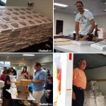 Florida Town's Passover Gift: 600 Boxes of Matzah