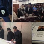 NYPD Officer Summons Target: His Bar Mitzvah