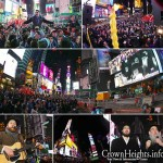 1000 Cteen'ers, Alex Clare and a Massive Display of Jewish Pride