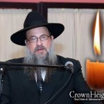 Boruch Dayan Hoemes: Rabbi Danny Moscowitz, OBM