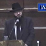 Video: Rabbi Moscowitz Speaks in 1989
