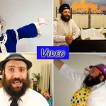 Video: A Hilarious Purim Thought and Safety Message