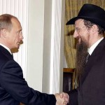 Rabbi Lazar to Ukrainian Jews: Stay Out of Politics