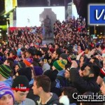 Video: Lighting up Times Square