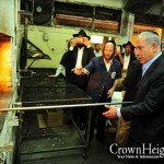 Prime Minister's Matzos Reportedly Thrown Out