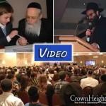Video: An Evening of Tribute to Rashi Minkowicz
