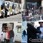 Montreal Salutes the Rebbe with Mitzvah Tank Parade